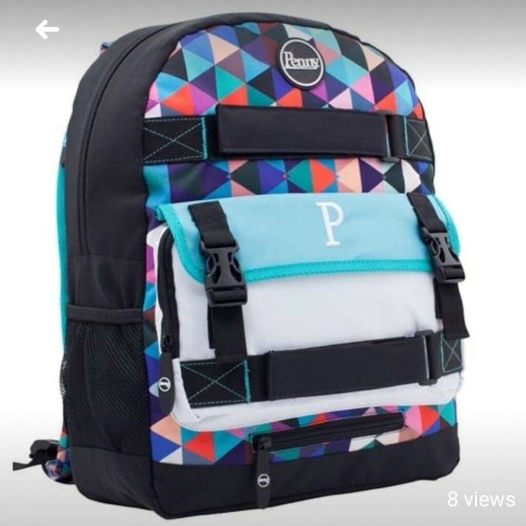 New Without Tags Penny Board Rucksack