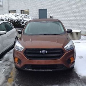2017 Ford Escape S/FWD  FINANCING AVALAIBLE WITH $0 DOWN !!!