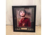 Harry Potter photes with 2 of the film strips