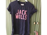 Jack Wills classic women's tshirt