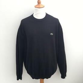 Men's Lacoste Sport wool sweater/jumper