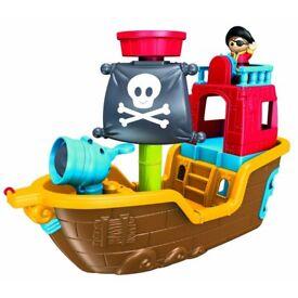 Megabloks Pirate Ship