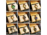 Rolex datejust submariner gmt wristwatch watch men's women's designer fashion retro style free loc d