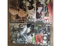 DC'S BLACKEST NIGHT Comic Book Collection X 8 - DC COMICS