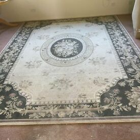 two extremely nice large rugs