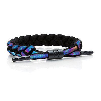 Rastaclat Void Unisex Iridescent Shoelace Wristband Bracelet Jewelry RC001VOID