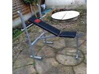 Pro Power Weight Bench Very Clean Hardly Used Perfect Condition