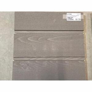 Revêtement extérieur en bois Ranche et Moderne- Couleurs et quantités variées.
