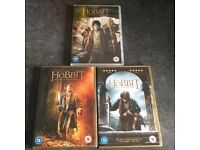 Hobbit trilogy including 2015 newest one