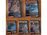Lick library guitar tutorial dvds