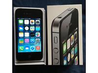 iPhone 4S Vodafone/ Lebara very good condition boxed