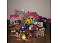 Bunch of Toys for £25