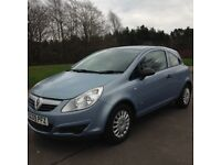 Vauxhall Corsa 1.0i Life 12v , 2009 09 , ---- 1 Years MOT ---- , Excellent Condition
