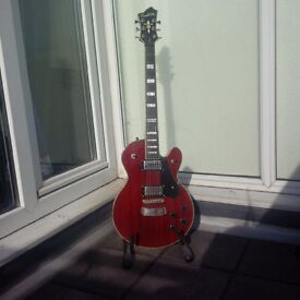 Hagstrom Swede guitar (a Scandinavian Les Paul)
