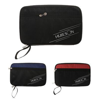 Tischtennisschläger Tasche Tischtennis-Hülle Mit Reißverschluss Tischtennis Tasche