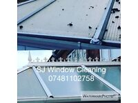 Commercial and domestic Window Cleaning. Offices or houses