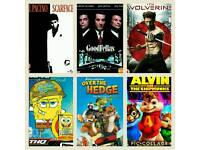 DVD's & SpongeBob SquarePants Double PC Game