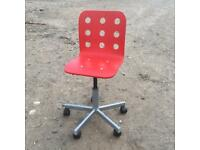IKEA children's desk chair (Jules)