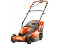 Flymo Lawn Mower FREE DELIVERY Chevron 34C Grass Cutter Trimmer Patio Garden Landscape