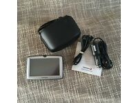 TOMTOM SATNAV XL N14644 with case and cables