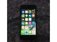 iPhone 5 Black 16 gb on Vodafone