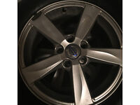 Volvo V40 D2 2013 wheel + tire*4