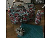 Cath kidson baby change bag
