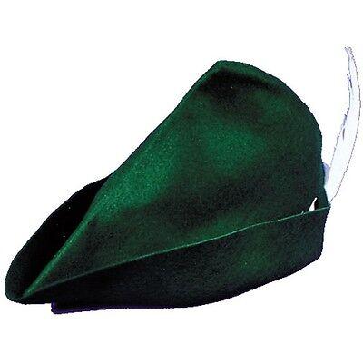 PETER PAN ELF FELT HAT COSTUME NEW - Peter Pan Hat