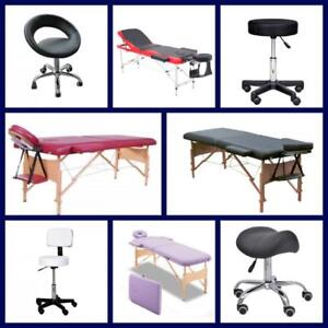 SALE @  WWW.BETEL.CA || FREE DELIVERY || Massage Physio Aesthetics Tables, Chairs and Stools