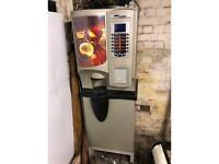 Genesis coffee vending machine