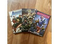 Marvel Graphic Novel Comic Collection Avengers | Ultron | Guardians of the Galaxy