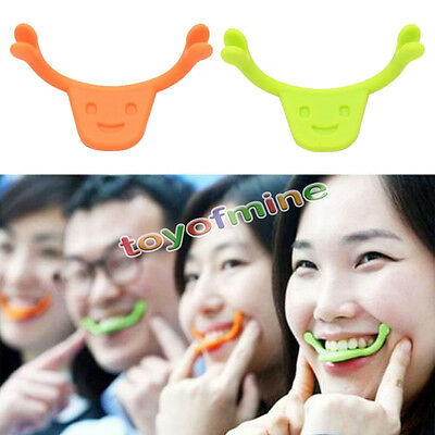 Smile Maker  Smile Exerciser  Smile Traning  Mouth Muscle Exercise  Mouth Idea