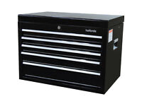 Brand New Halfords 5 Drawer Tool Chest / Tool Box / 2018 / FREE Local Delivery