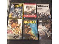 Top 2015 dvds