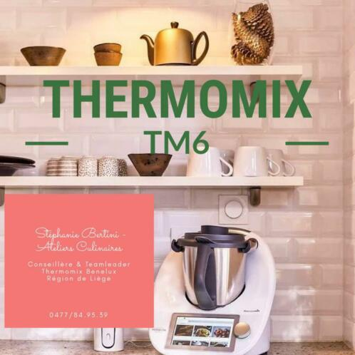 Thermomix TM6 Belgique