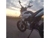Generic Trigger SM50cc Geared Motorcycle