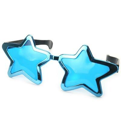 MagiDeal Jumbo Star Shaped Frame Sunglasses Cosplay Fancy Dress Glasses Toy](Star Shaped Sunglasses)