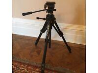 SLIK 504QF Camera & Video Tripod