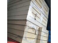 28 x Powerdeck Insulation Boards 1200 x 600 x 120mm
