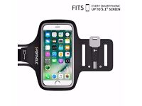 "Universal Sweat Resistant Sports Armband For 5.1"" Smartphones **Brand New**"