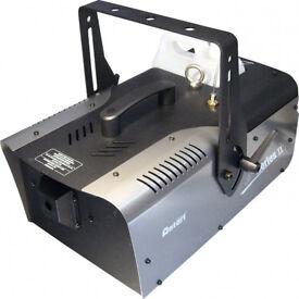 Antari Z1200ii DMX Fog machine with Z-8 Timer Controller £279 + fluid worth £26 org box