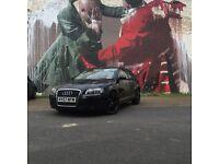Audi A3 1.9TDI manual *sat nav* (Sline not Mercedes vw bmw diesel car cheap)
