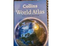 Collins World Atlas. Completely Brand New
