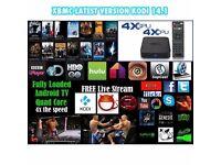 BRAND NEW MXQ £30 BULK WHOLESALE BUY CHEAP Android SMART TV box 8GB Full HD. Netflix XBMC, KOdi