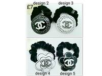 Chanel Hair Accessories All New!