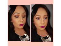 Freelance Makeup artist within the greater manchester area