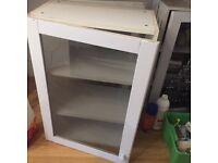 Free kitchen cupboard x2