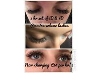 ‼️📣Russian volume lashes promotion