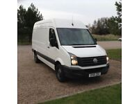 2011/61 VW CRAFTER CR35 TDI 109 MWB EXCELLENT CONDITION NO VAT!!!