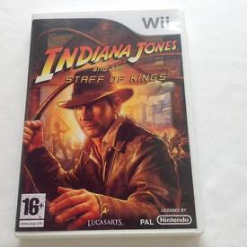 NINTENDO WII - Indiana Jones